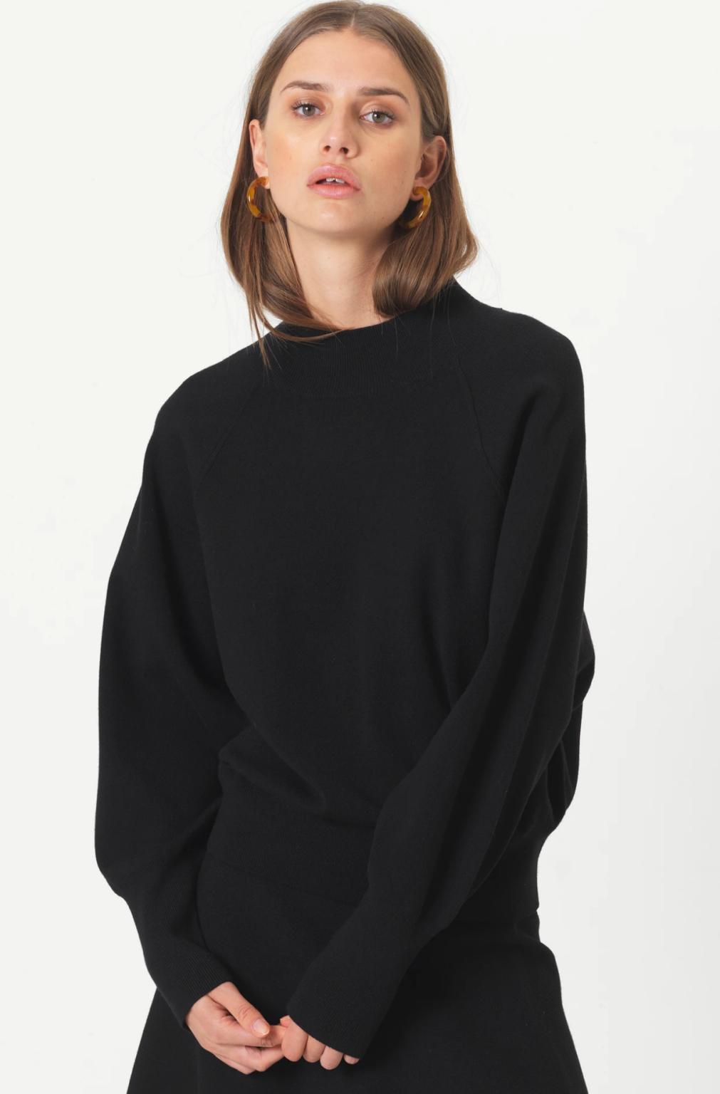 Second Female Pullover