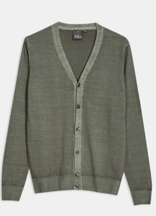 Oscar Jacobson Strickjacke