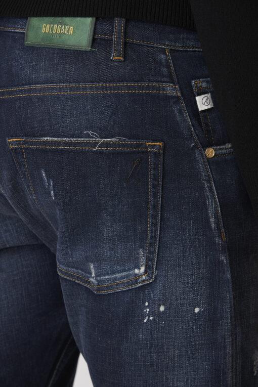 Goldgarn Jeans